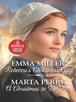 cover image of Rebecca's Christmas Gift and a Christmas to Die For