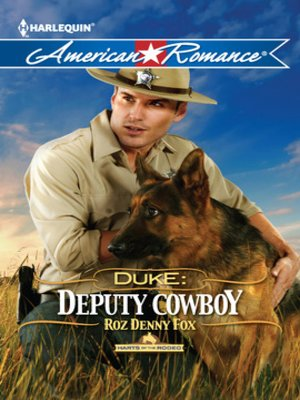 cover image of Duke: Deputy Cowboy