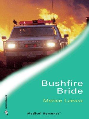 cover image of Bushfire Bride