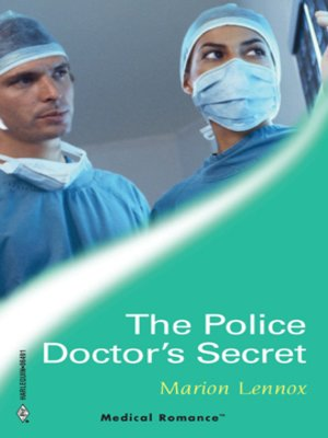cover image of Police Doctor's Secret