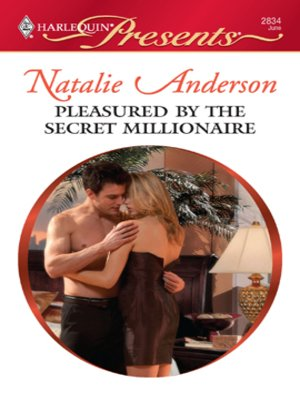 cover image of Pleasured by the Secret Millionaire
