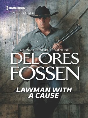 cover image of Lawman with a Cause