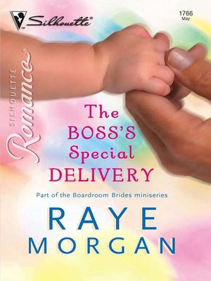 cover image of The Boss's Special Delivery