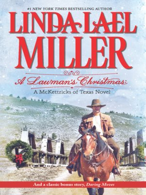 cover image of A Lawman's Christmas: A McKettricks of Texas Novel: Daring Moves