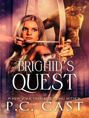 cover image of Brighid's Quest