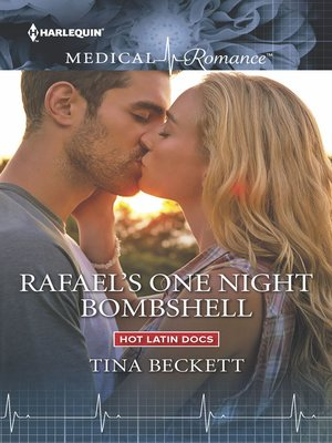 cover image of Rafael's One Night Bombshell