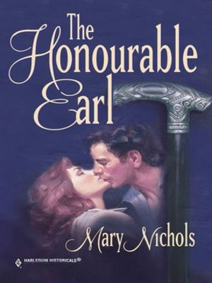 cover image of The Honourable Earl