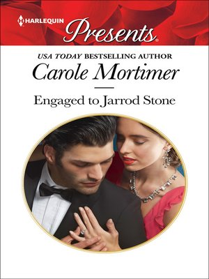 cover image of Engaged to Jarrod Stone
