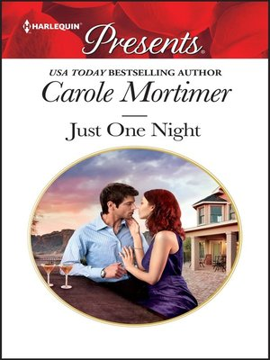 cover image of Just One Night