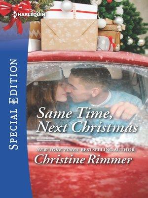cover image of Same Time, Next Christmas