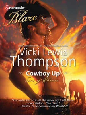 cover image of Cowboy Up
