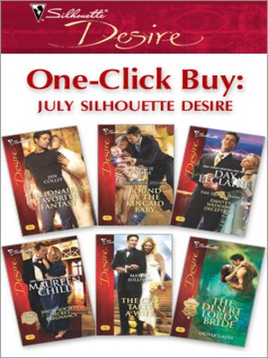 cover image of July Silhouette Desire