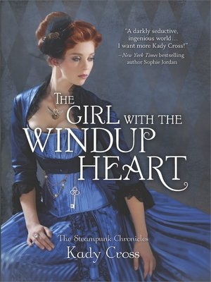 cover image of The Girl with the Windup Heart