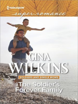cover image of The Soldier's Forever Family