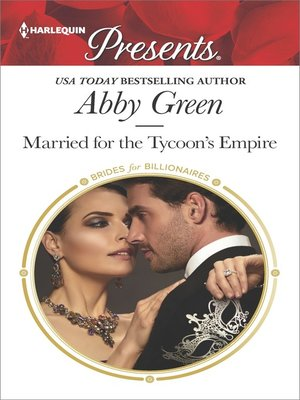 cover image of Married for the Tycoon's Empire