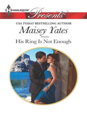 cover image of His Ring Is Not Enough