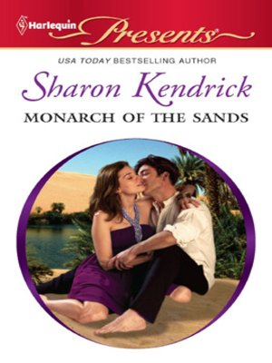 cover image of Monarch of the Sands