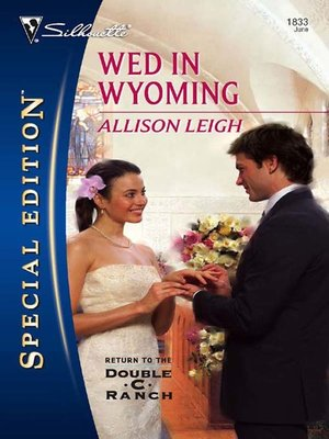 cover image of Wed in Wyoming