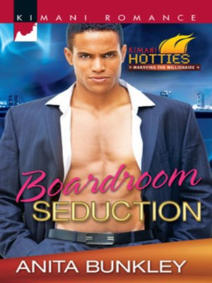 cover image of Boardroom Seduction