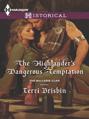 cover image of The Highlander's Dangerous Temptation
