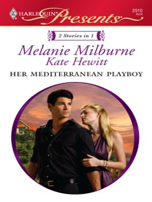 cover image of Her Mediterranean Playboy