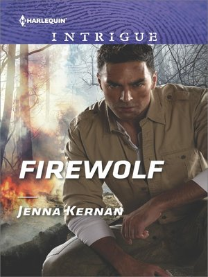 cover image of Firewolf