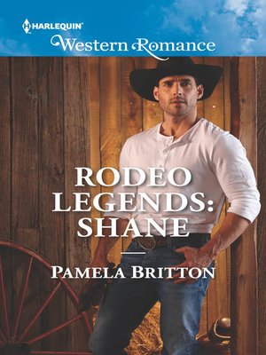 cover image of Rodeo Legends--Shane