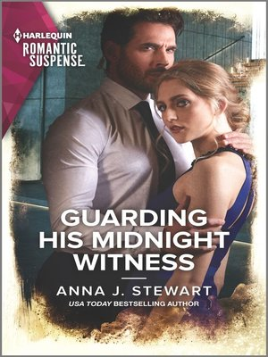 cover image of Guarding His Midnight Witness