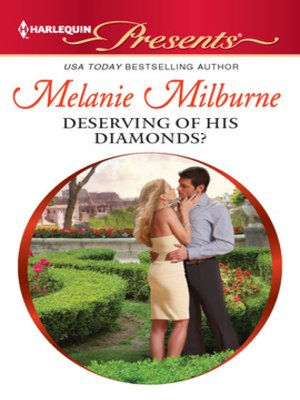 cover image of Deserving of His Diamonds?
