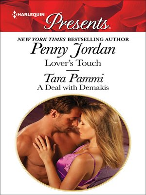 cover image of Lovers Touch & A Deal with Demakis
