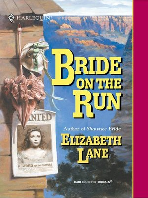cover image of Bride on the Run