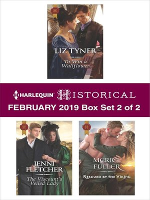 cover image of Harlequin Historical February 2019, Box Set 2 of 2