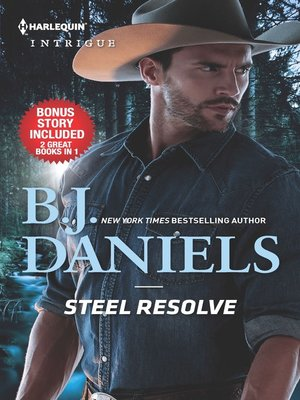 cover image of Steel Resolve ; Crime Scene at Cardwell Ranch