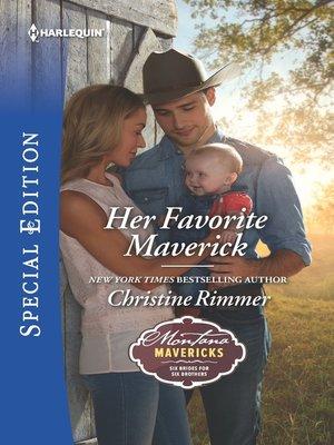 cover image of Her Favorite Maverick