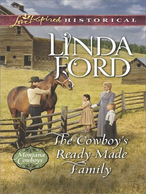 cover image of The Cowboy's Ready-Made Family
