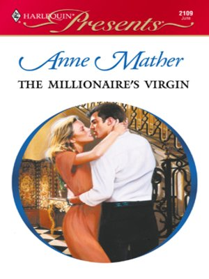cover image of The Millionaire's Virgin