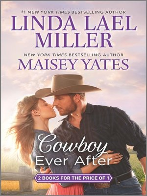 cover image of Cowboy Ever After