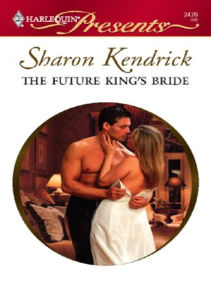 cover image of The Future King's Bride