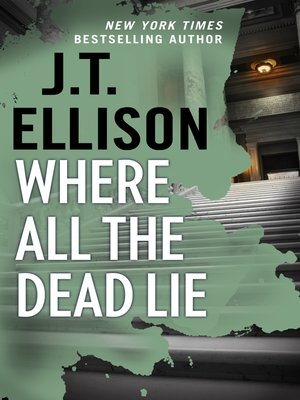 cover image of Where All the Dead Lie
