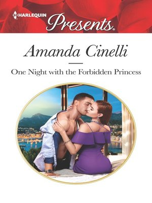 cover image of One Night with the Forbidden Princess--A Contemporary Royal Romance