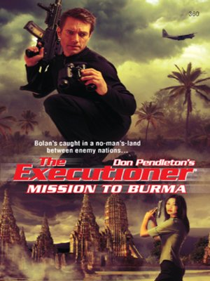 cover image of Mission to Burma