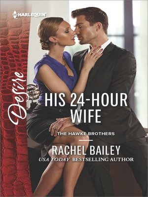 cover image of His 24-Hour Wife