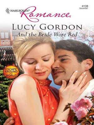 cover image of And the Bride Wore Red