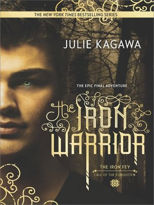 cover image of The Iron Warrior