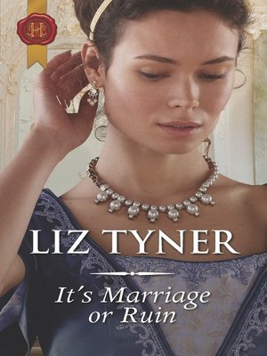 cover image of It's Marriage Or Ruin