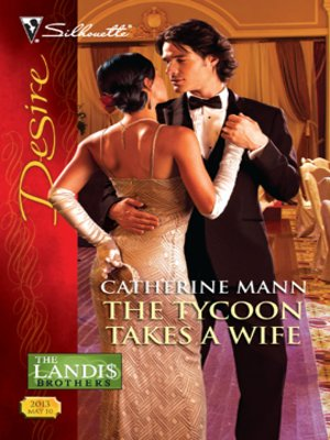 cover image of The Tycoon Takes a Wife