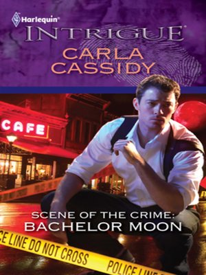 cover image of Scene of the Crime: Bachelor Moon