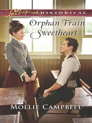 cover image of Orphan Train Sweetheart