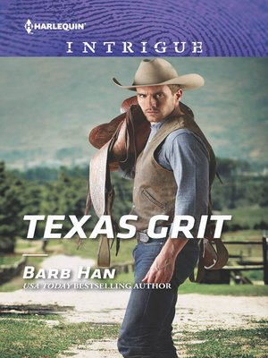 cover image of Texas Grit