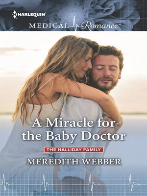 cover image of A Miracle for the Baby Doctor